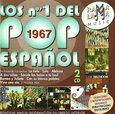 VARIOUS ARTISTS - 1967-LOS NUMEROS UNO DEL (Compact Disc)