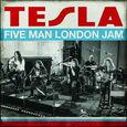 TESLA - FIVE MAN LONDON JAM (Compact Disc)