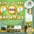 VARIOUS ARTISTS - 1968-LOS NUMEROS UNO DEL (Compact Disc)