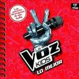 VARIOUS ARTISTS - LA VOZ 2014 - KIDS LO MEJOR + DVD (Compact Disc)