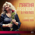 ARGERICH, MARTHA - LIVE FROM LUGANO 2016 (Compact Disc)
