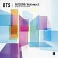BTS - FAKE LOVE/ AIRPLANE PT.2 (Compact Disc)