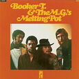 BOOKER T & THE MG'S - MELTING POT (Disco Vinilo LP)