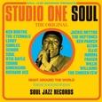 VARIOUS ARTISTS - STUDIO ONE SOUL -LTD- (Disco Vinilo LP)