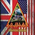 DEF LEPPARD - LONDON TO VEGAS -BOX DVD- (Digital Video -DVD-)