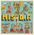 INSTITUTO MEXICANO DEL SONIDO - DISTRITO FEDERAL (Disco Vinilo LP)