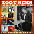 SIMS, ZOOT - RARE ALBUMS COLLECTION (Digital Video -DVD-)
