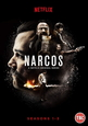 TV SERIES - NARCOS - SEASON 1-3 (Digital Video -DVD-)