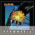 DEF LEPPARD - PYROMANIA -DELUXE- (Compact Disc)