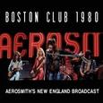 AEROSMITH - BOSTON CLUB 1980 (Disco Vinilo LP)