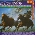 VARIOUS ARTISTS - 25 COUNTRY NUMBER ONES (Compact Disc)