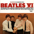 BEATLES - BEATLES VI - U.S. VERSION (Compact Disc)