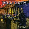 MEGADETH - SYSTEM HAS FAILED (Compact Disc)
