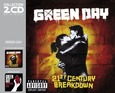 GREEN DAY - 21ST CENTURY BREAKDOWN/AMERICAN IDIOT (Compact Disc)