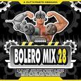VARIOUS ARTISTS - BOLERO MIX 28  (Compact Disc)