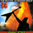 SCHENKER, MICHAEL - ASSAULT ATTACK (Disco Vinilo LP)