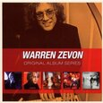ZEVON, WARREN - ORIGINAL ALBUM SERIES (Compact Disc)