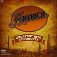 AMERICA - GREATEST HITS - IN CONCERT -HQ- (Disco Vinilo LP)
