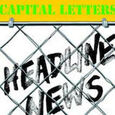 CAPITAL LETTERS - HEADLINE NEWS (Disco Vinilo LP)
