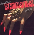SCORPIONS - BEST OF VOL.2 (Compact Disc)