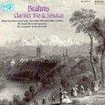 BRAHMS, JOHANNES - CLARINET TRIO & SONATAS (Compact Disc)