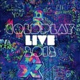 COLDPLAY - LIVE 2012 + DVD (Compact Disc)