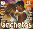 VARIOUS ARTISTS - MEJORES BACHATAS - 40 EXITOS (Compact Disc)