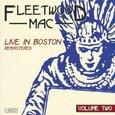 FLEETWOOD MAC - LIVE IN BOSTON VOL.2 (Compact Disc)