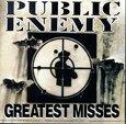 PUBLIC ENEMY - GREATEST MISSES (Compact Disc)