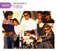 TOTO - PLAYLIST - VERY BEST OF  (Compact Disc)