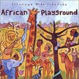 VARIOUS ARTISTS - AFRICAN PLAYGROUND        (Compact Disc)