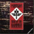 MANOWAR - SIGN OF THE HAMMER (Compact Disc)