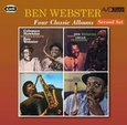 WEBSTER, BEN - FOUR CLASSIC ALBUMS (Compact Disc)