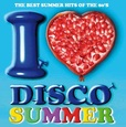 VARIOUS ARTISTS - I LOVE DISCO SUMMER 4 2012 (Compact Disc)