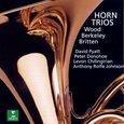 BRITTEN, BENJAMIN - HORNTRIOS (Compact Disc)