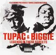 2PAC - LEGENDS IN THESE STREETS (Compact Disc)