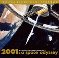 ORIGINAL SOUND TRACK - 2001:A SPACE ODYSSEY (Compact Disc)