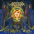 ANTHRAX - FOR ALL KINGS (Compact Disc)