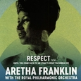 FRANKLIN, ARETHA - RESPECT -BLACK FR/LTD- (Disco Vinilo  7')