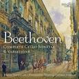 BEETHOVEN, LUDWIG VAN - COMPLETE CELLO SONATAS & (Compact Disc)