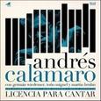 CALAMARO, ANDRES - LICENCIA PARA CANTAR (Disco Vinilo 12')