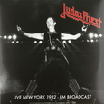 JUDAS PRIEST - LIVE NEW YORK - 1.982 (Disco Vinilo LP)