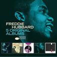 HUBBARD, FREDDIE - 5 ORIGINAL ALBUMS (Compact Disc)