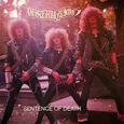 DESTRUCTION - SENTENCE OF DEATH -LTD- (Disco Vinilo LP)