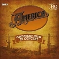 AMERICA - GREATEST HITS - IN CONCERT (Compact Disc)