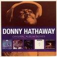 HATHAWAY, DONNY - ORIGINAL ALBUM SERIES (Compact Disc)