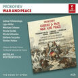 PROKOFIEV, SERGEJ - WAR AND PEACE (Compact Disc)