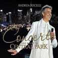 BOCELLI, ANDREA - CONCERTO: ONE NIGHT IN CENTRAL PARK (Compact Disc)