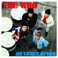 WHO - MY GENERATION (Compact Disc)