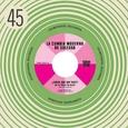 CUMBIA MODERNA DE SOLEDAD - DA YA THINK I'M SEXY?/STAYIN' ALIVE (Disco Vinilo  7')